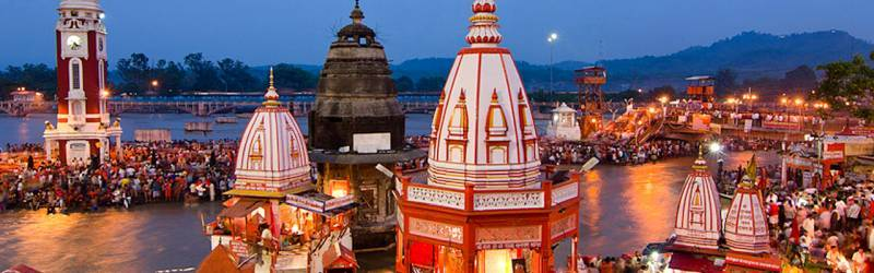 GOLDEN TRIANGLE WITH HARIDWAR & MUMBAI