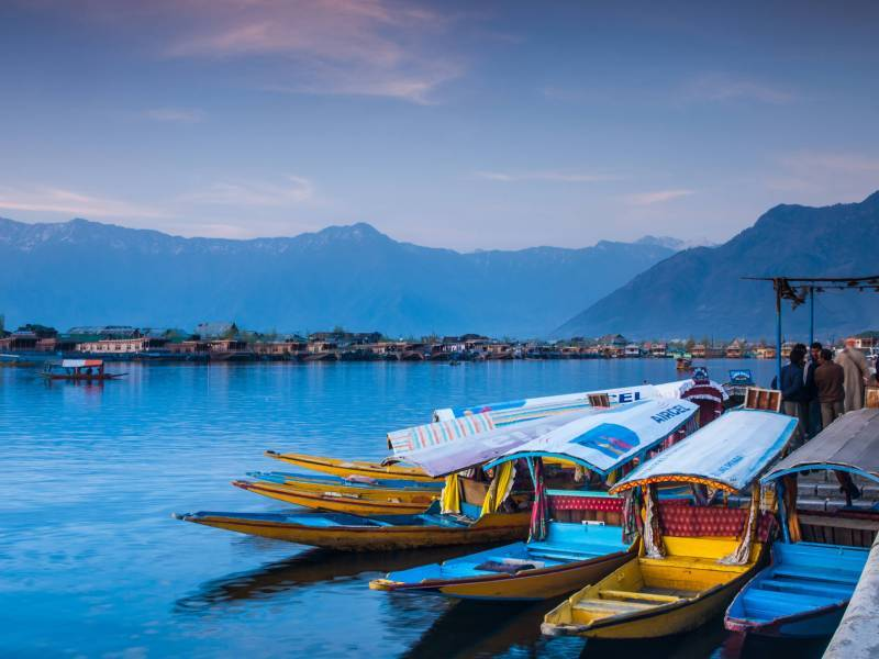 Trip to Kashmir & Ladakh Package