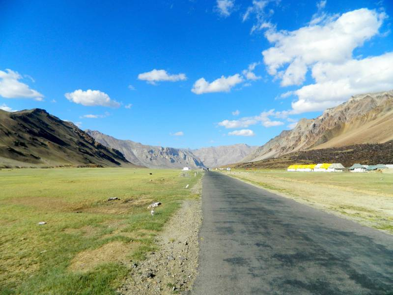 Glorious Ladakh Himachal Tour