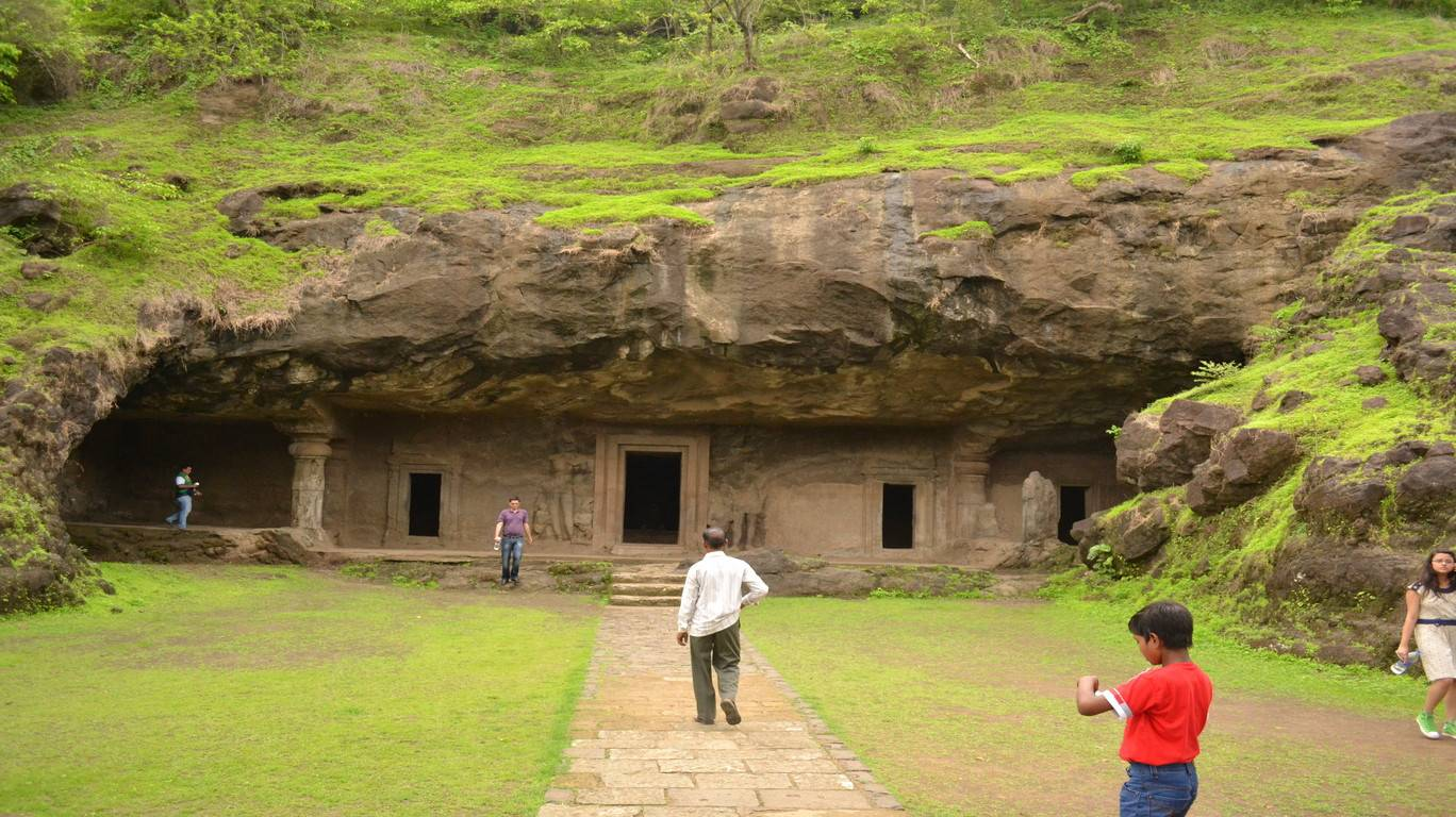 Incredible Elephanta – More than just a forest-covered Island