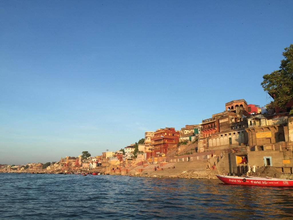 Banaras – A city of learning and burning