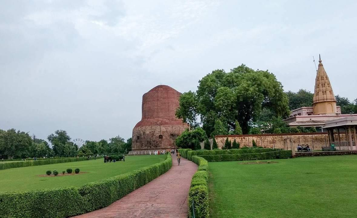 Sarnath - Buddhist Pilgrimage