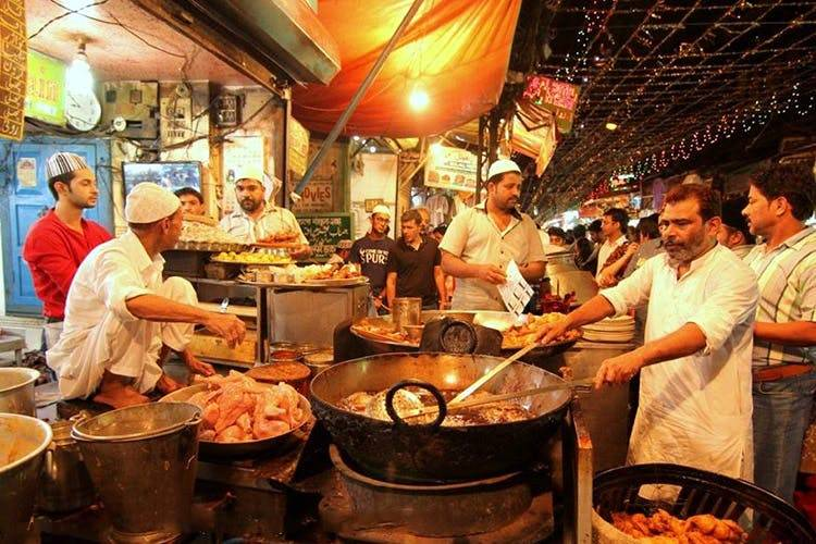 Chandni Chowk Food Walk -  to see and taste Old Delhi