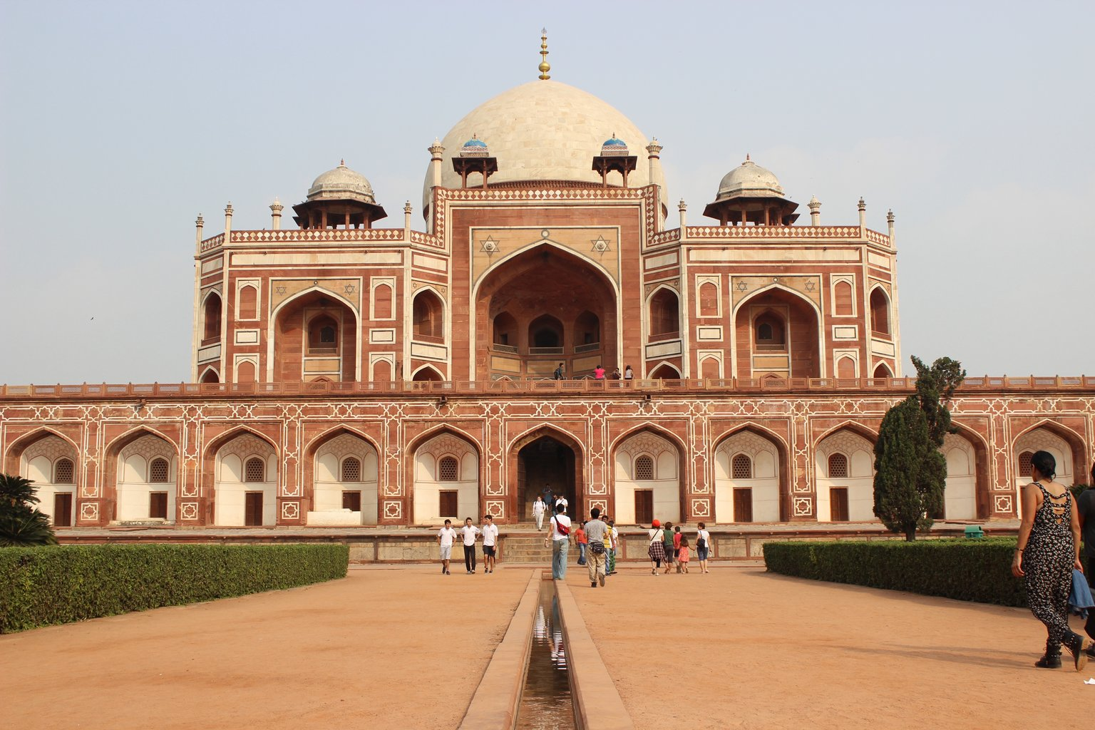 Humayun Tomb Walk – A walk through history