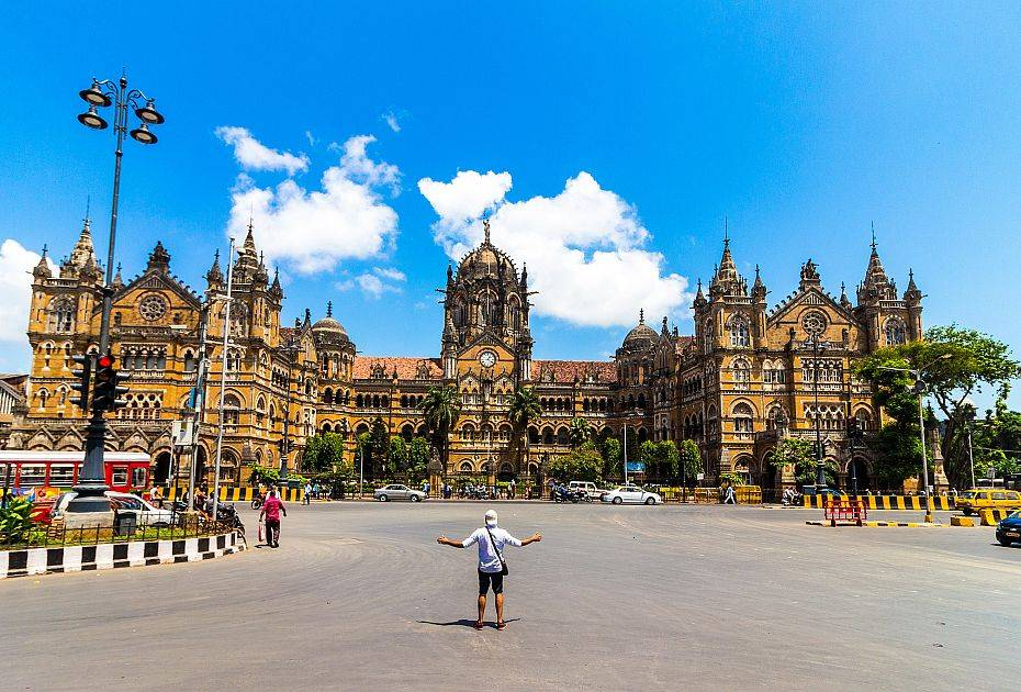 Golden Triangle Tour With Mumbai Special