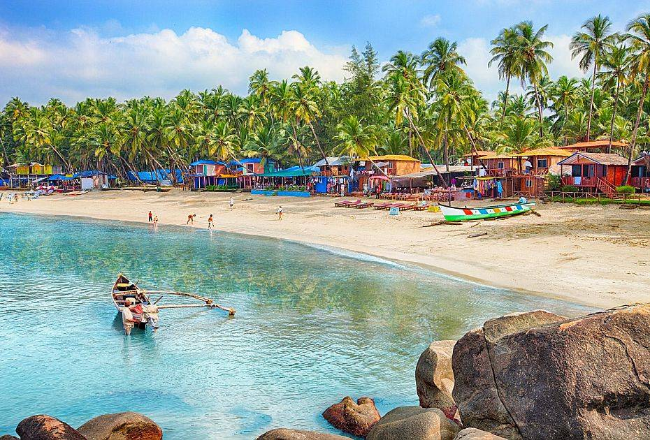 Goa Beaches :- Explore the Coastline Through It's Beaches