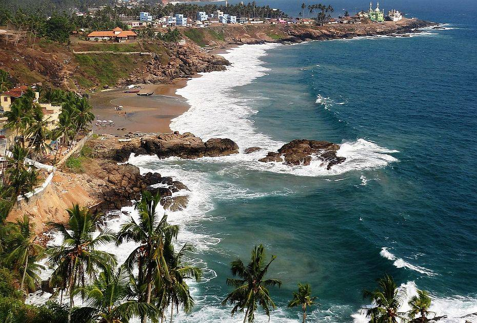 North and South India Tour Packages with Mumbai