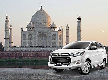 Golden Triangle Tour from Delhi by Private Car