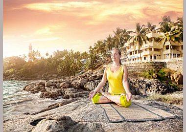 Golden Triangle Tour with Yoga and Meditation