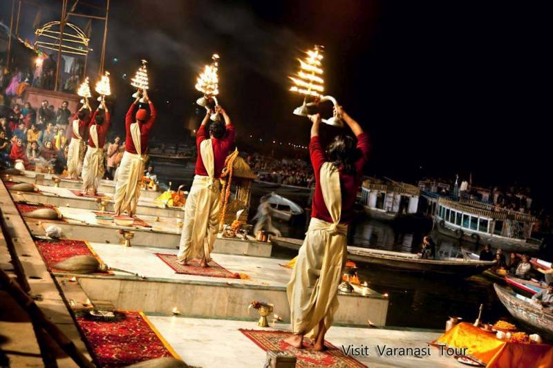 Aarti- Homage to the Ganges