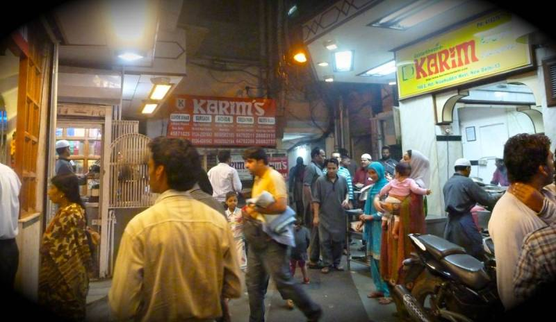 Visit the Oldest Restaurant in India