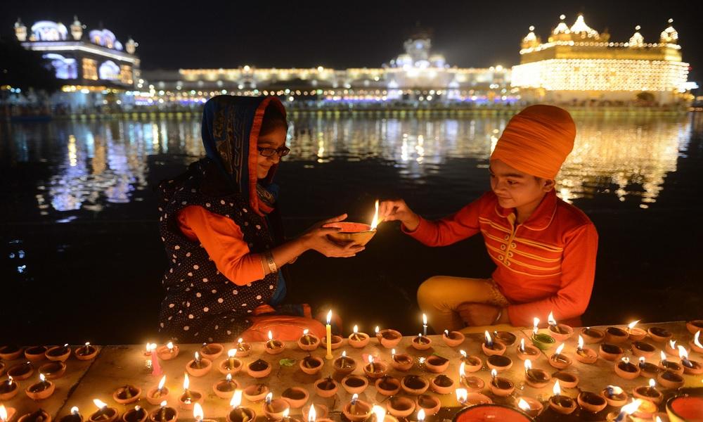 Diwali in Amritsar