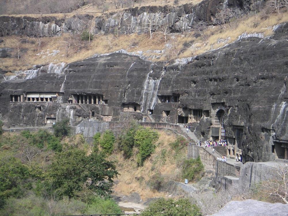 Ajanta Caves Aurangabad