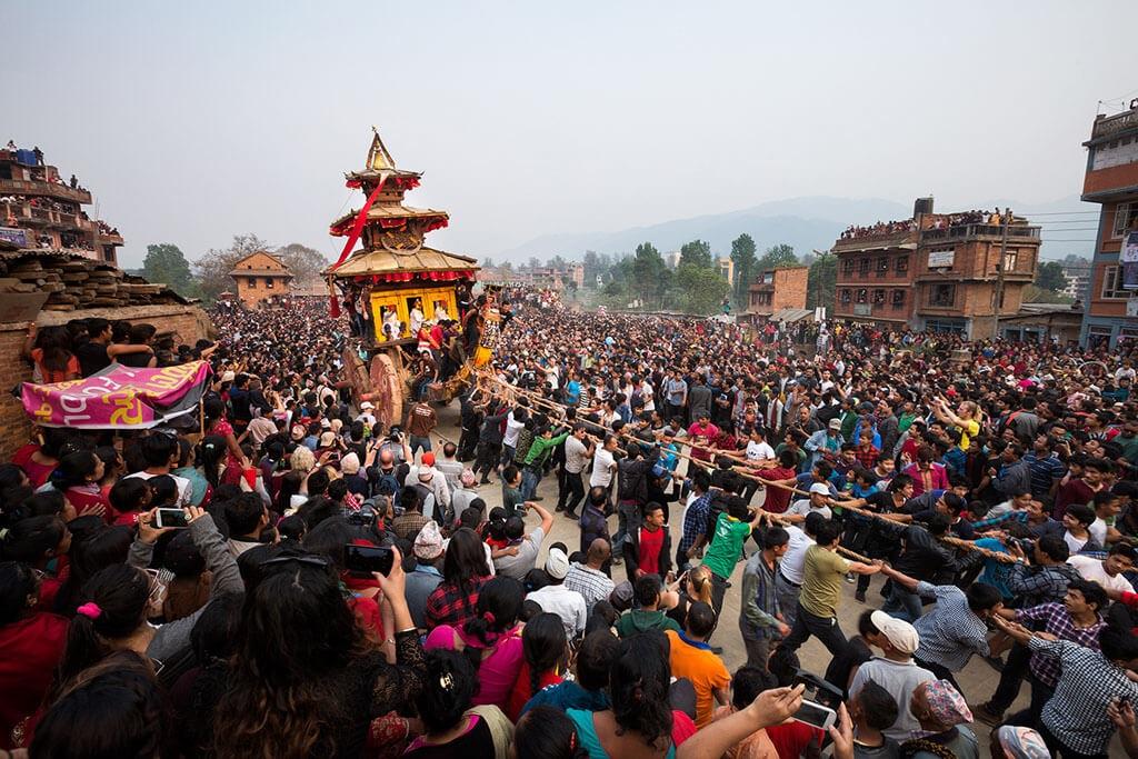 Bisket Jatra Nepal