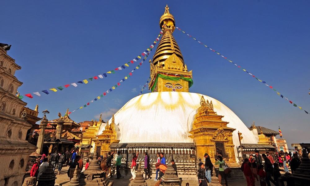 Bodhanath Stupa Nepal