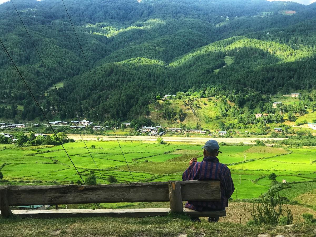 Bumthang Bhutan