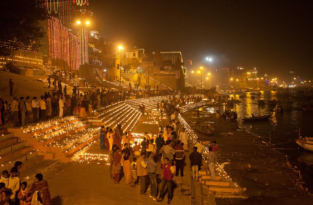 Dev Diwali Varanasi