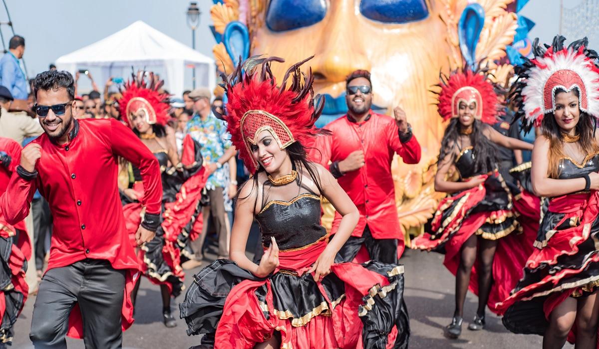 Goa Carnival Parade