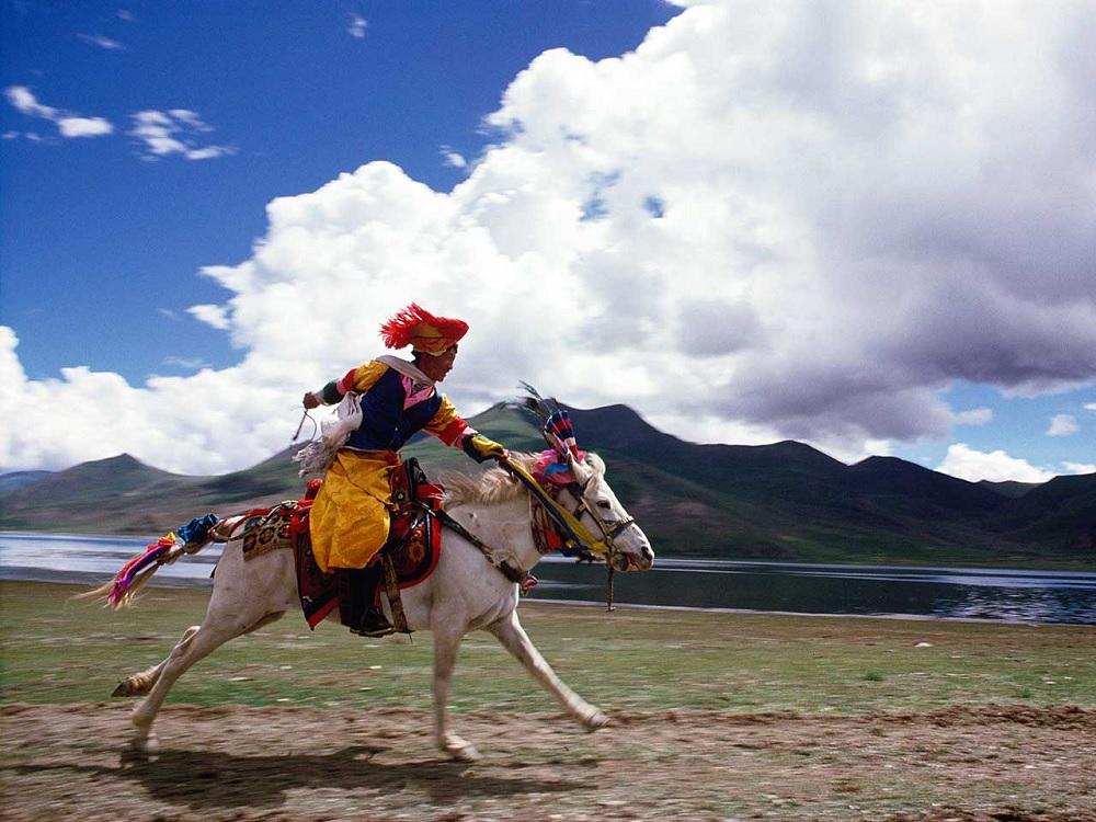 Gyantse Damar Festival