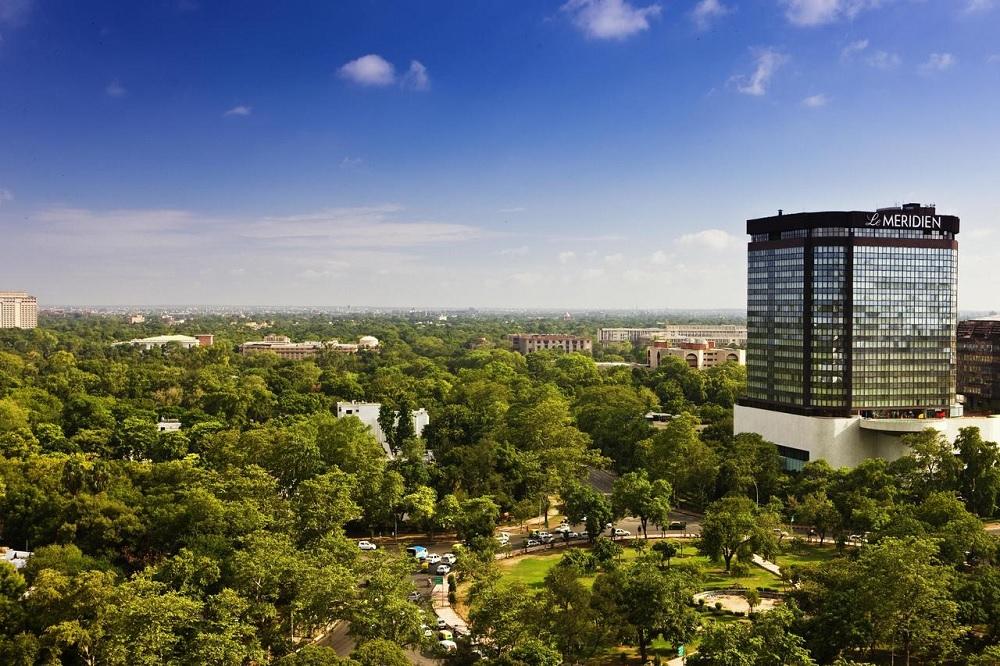 Le Meridien Hotel, Delhi