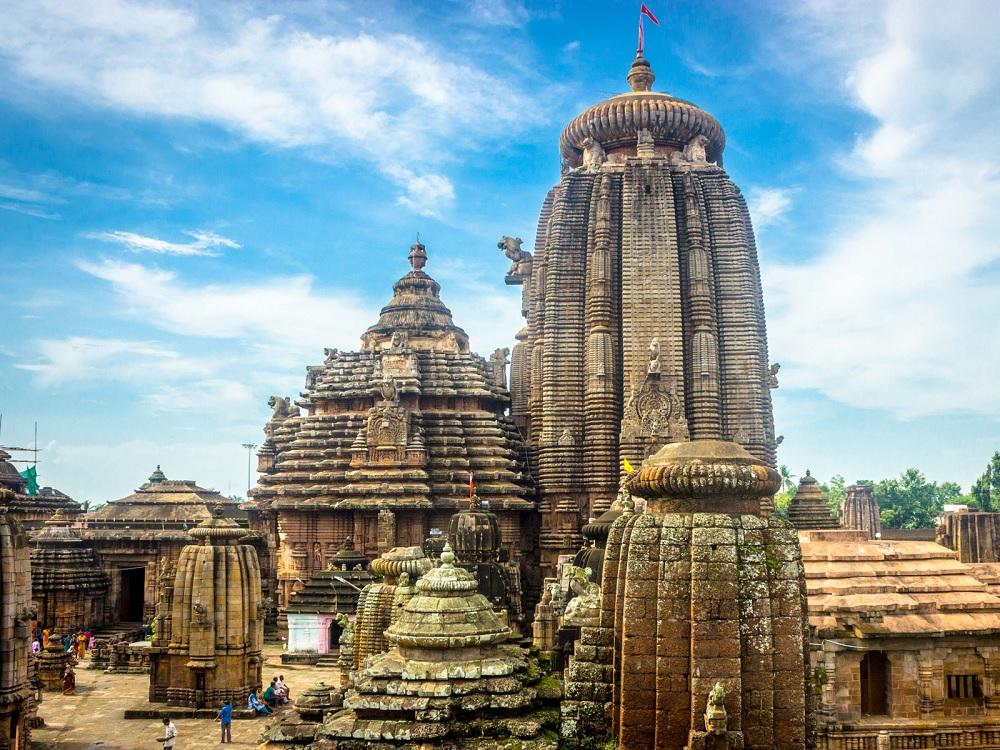 Lingraj Temple Bhubaneshwar
