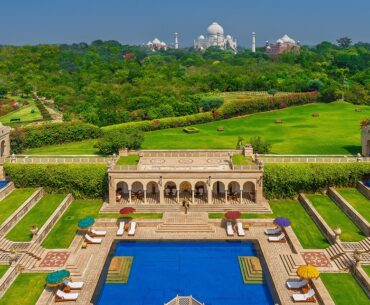 Oberoi Amarvilas Agra