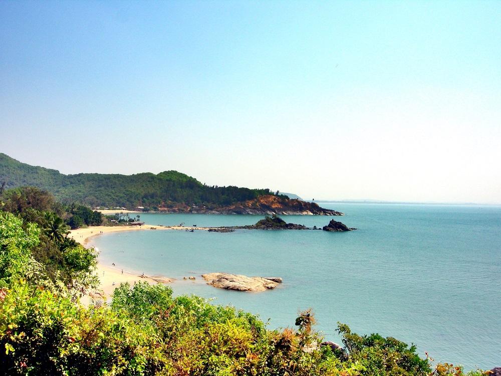 Om Beach Karnataka