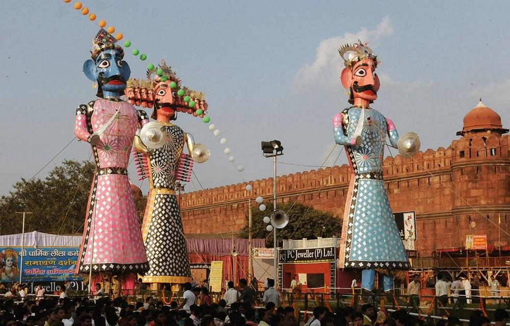 Dussehra Festival India