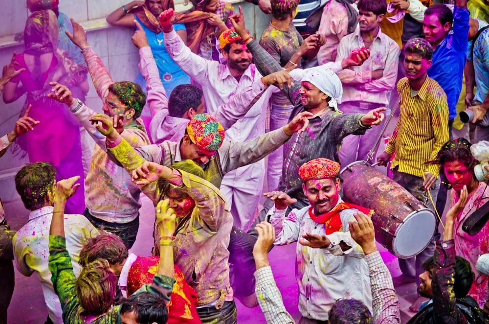 Holi Celebration with Music
