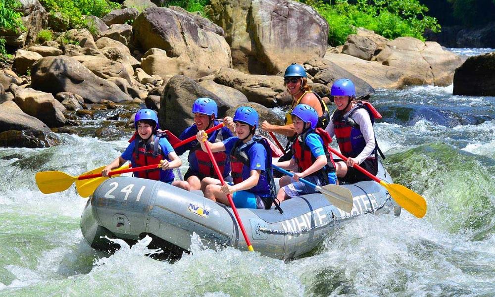 River Rafting Sri Lanka