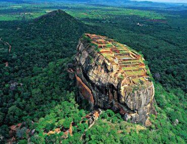 Sigiriya Rock Sri Lanka