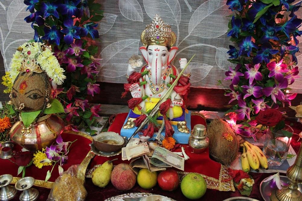 Ganesh Chaturthi Puja