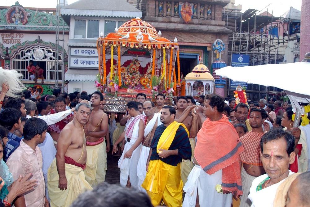 Hera Panchami Jagannath Puri Rath Yatra