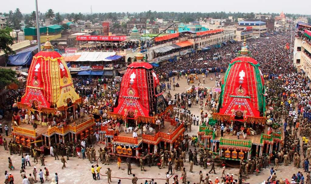 Jagannath Rath Yatra Puri