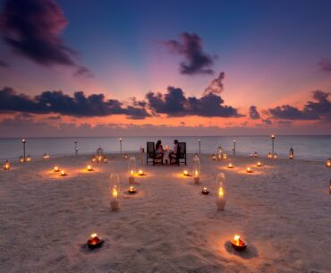 Maldives Candle Light Dinner