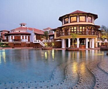 Park Hyatt Resort Goa Pool