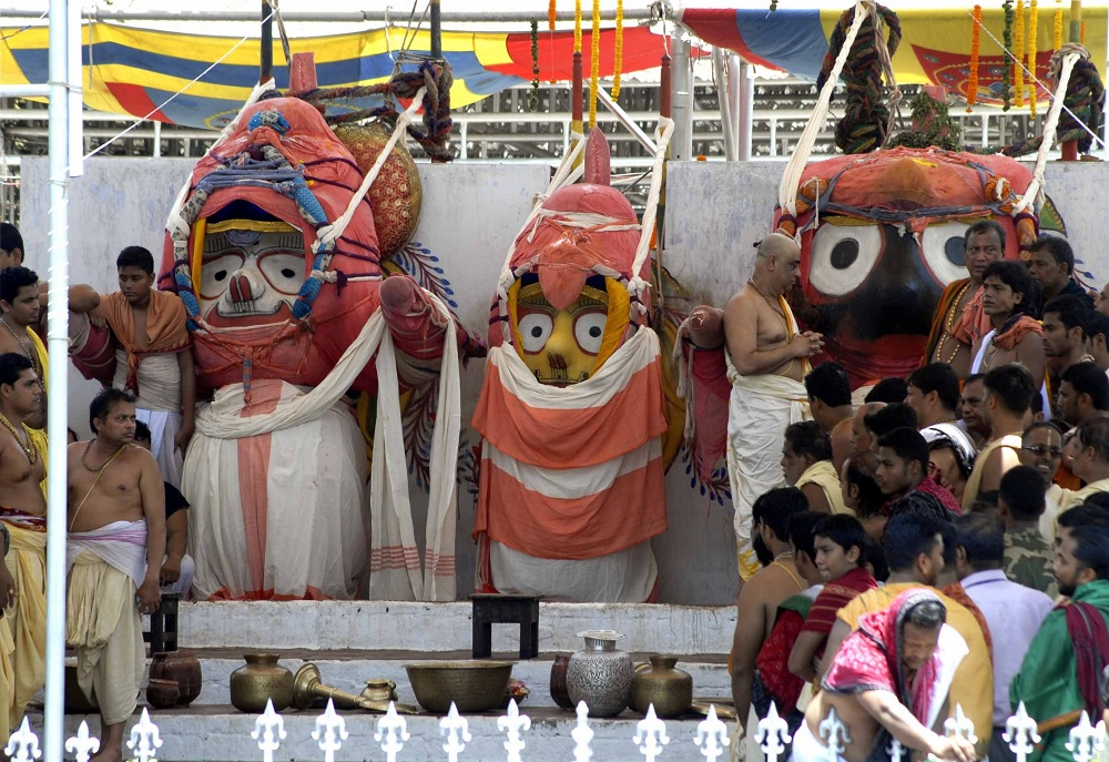 Snana Yatra Jagannath