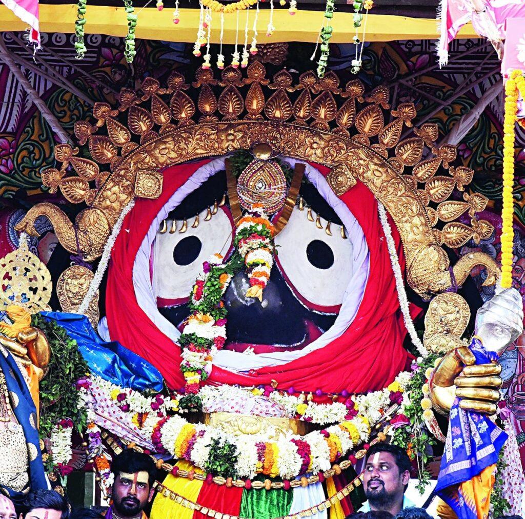 Suna Besha Lord Jagannath