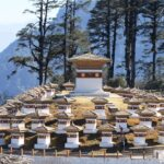 dochula pass punakha bhutan