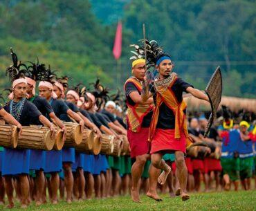 100 Drums Festival of Meghalaya