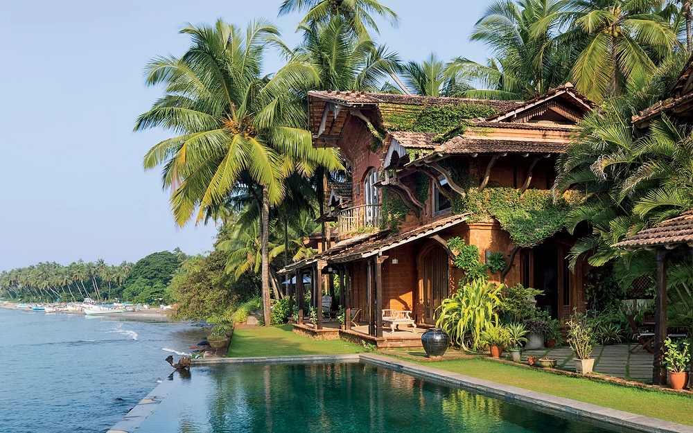 Ahilya by the Sea, Goa
