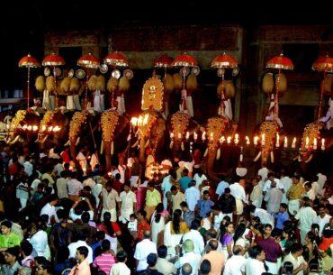 Arattupuzha-Pooram-Kerala