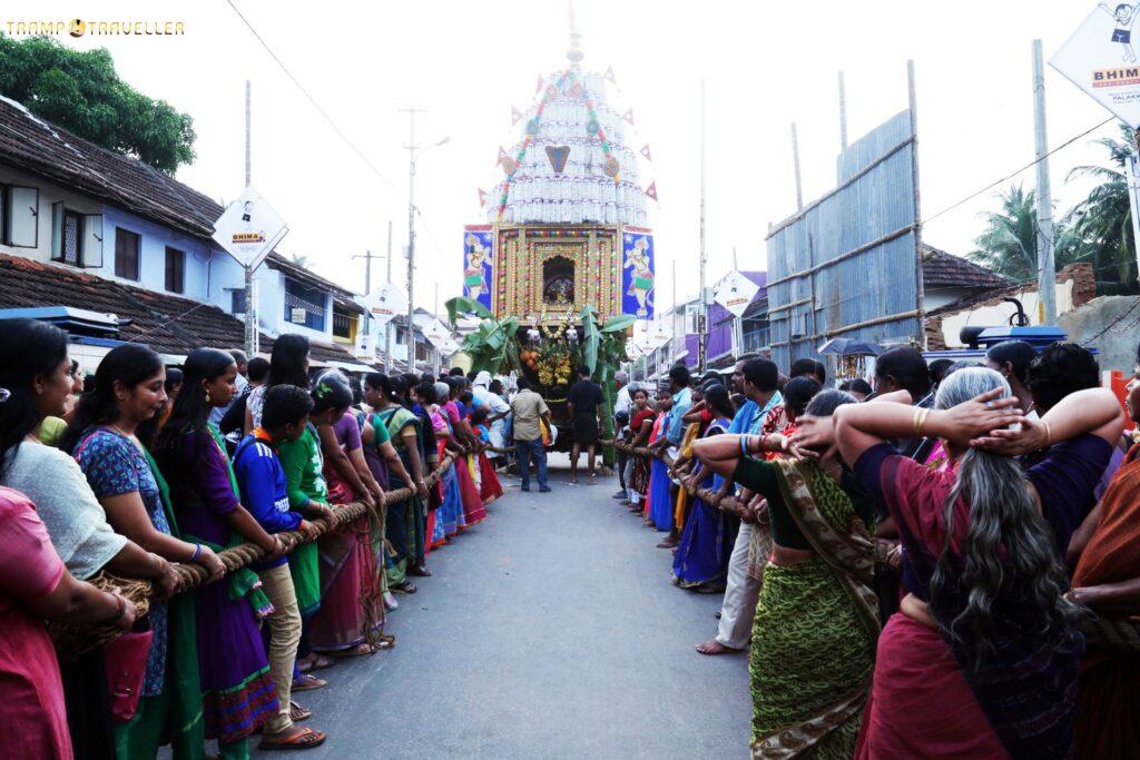 Kalpathi Ratholsavam Festival