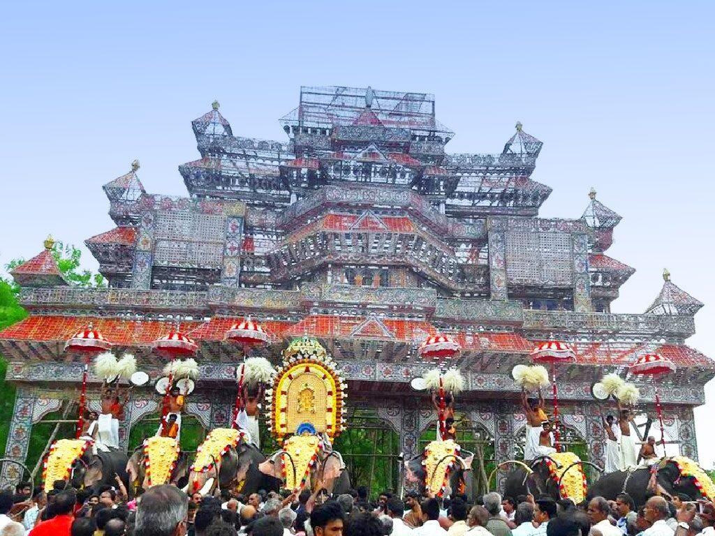 Kannambra Vela kerala
