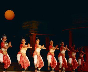 Khajuraho Dance Festival at Chitragupta Temple