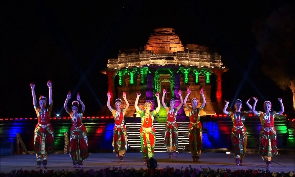 Modhera Dance Festival Gujarat