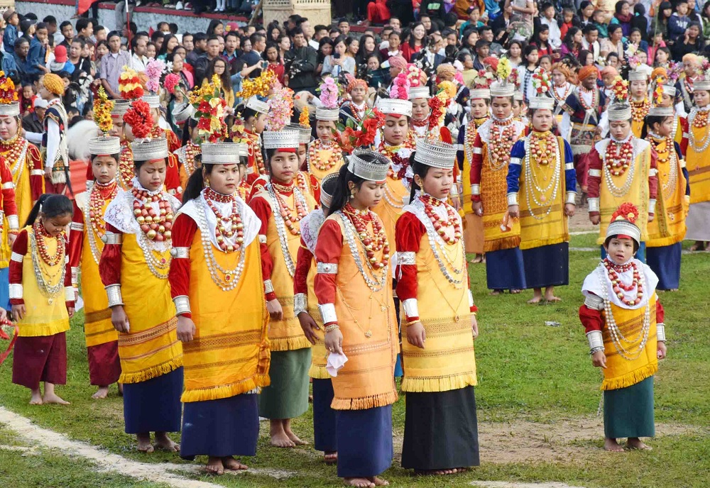 Shad Suk Mynsiem Festival