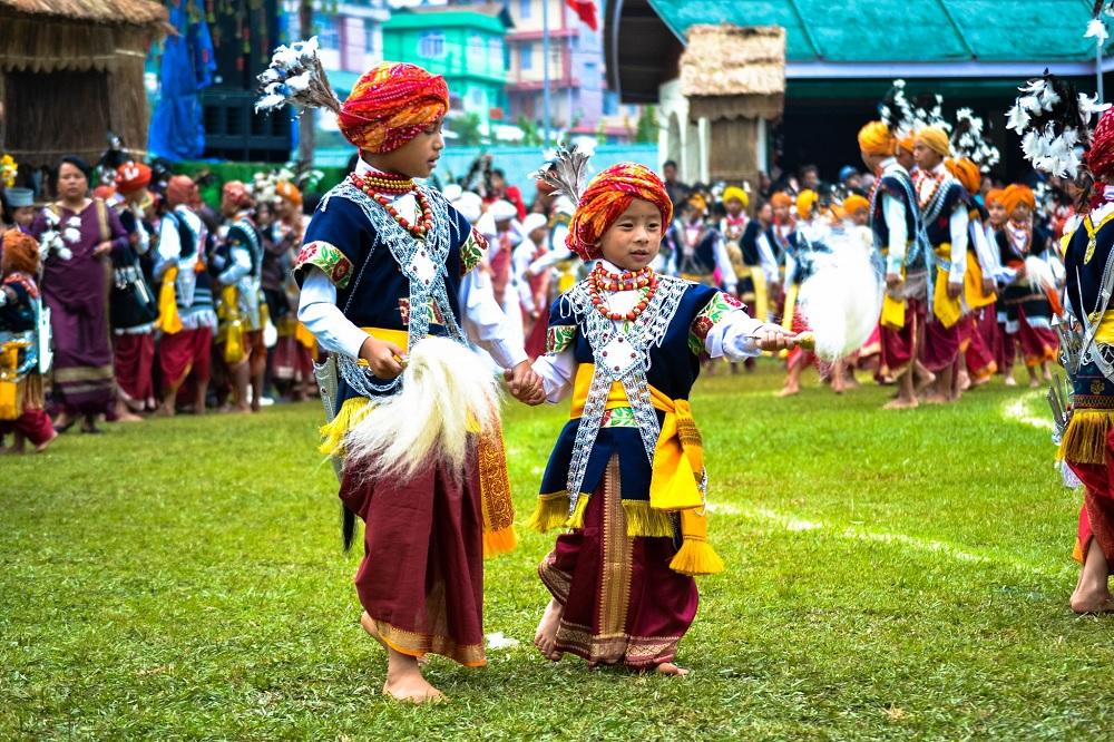 Shad Suk Mynsiem Festival Meghalaya