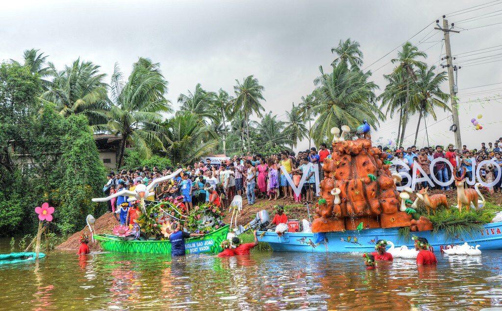 Soa Joao Festival Goa