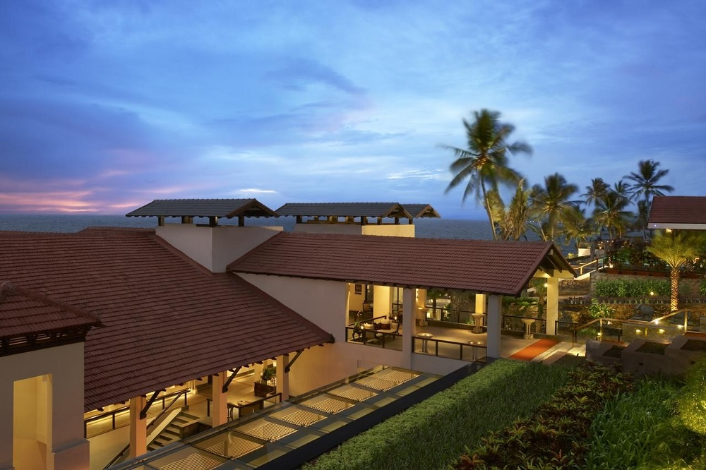 The Leela Beach Kovalam